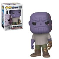 Funko POP! Casual Thanos with Gauntlet