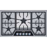 SGSX365FS Thermador Masterpiece 36 Inch Gas Cooktop - Stainless Steel