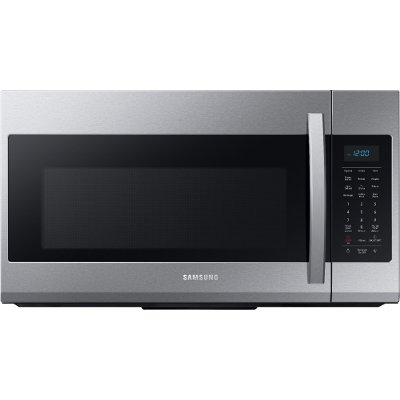 ME19R7041FS Samsung Over the Range Microwave - 1.9 cu. ft. Stainless Steel
