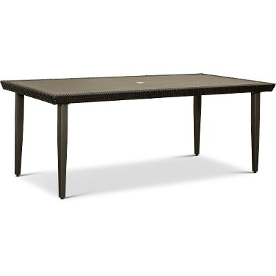 Portofino Patio Dining Table - Espresso