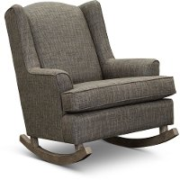 Briar Brown Rocking Chair - Willow