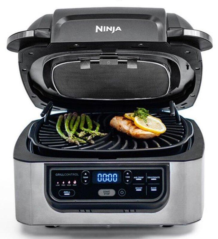 Ninja Foodi 5 In 1 Indoor Grill With Air Fryer Rc Willey