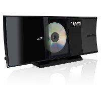 iLive Bluetooth CD Home Music System with FM Tuner