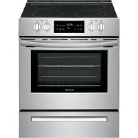 FFEH3051VS Frigidaire 30 Inch Electric Range - 5.0 cu. ft. Stainless Steel