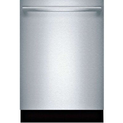 SHXM4AY55N Bosch 100 Series Dishwasher with InfoLight- Stainless Steel