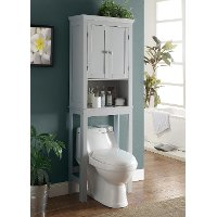 Gray Bathroom Cabinet - Rancho