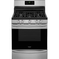 GCRG3060AF Frigidaire 30 Inch Gas Range with Air Fry - Stainless Steel