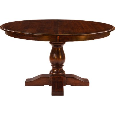 Cherry Round Dining Room Table - Abbey