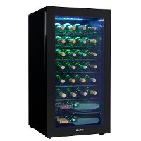 DWC036A2BDB-6 Danby 36 Bottle Wine Cooler - Black