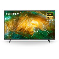 XBR55X800H Sony X800H 55 Inch 4K HDR LED Smart TV