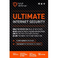 10 DEVICE ULTIMATE INTERNET SECURITY Total Defense Ultimate Internet Security