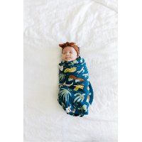 Multi Color Machu Picchu Bamboo Rayon Muslin Swaddle Blanket