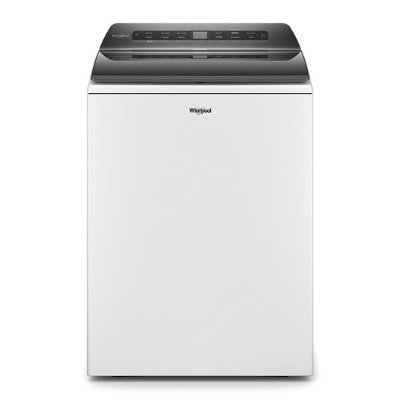 WTW6120HW Whirlpool Smart Capable Top Load Washer - 4.8 cu. ft. White