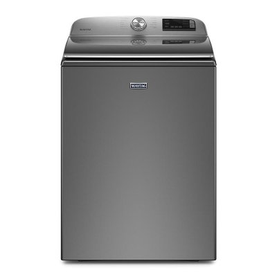 MVW6230HC Maytag Smart Top Load Washer with Extra Power Button - 4.7 Cu. Ft. Metallic Slate