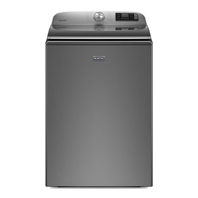 MVW7232HC Maytag Smart Top Load Washer with Extra Power Button - 5.3 Cu. Ft. Metallic Slate