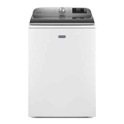 MVW7230HW Maytag Top Load Smart Washer with Extra Power Button - 5.2 Cu. Ft.