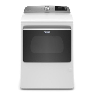 Maytag Smart Capable Gas Dryer With Extra Power Button 7 4 Cu Ft Rc Willey Furniture Store