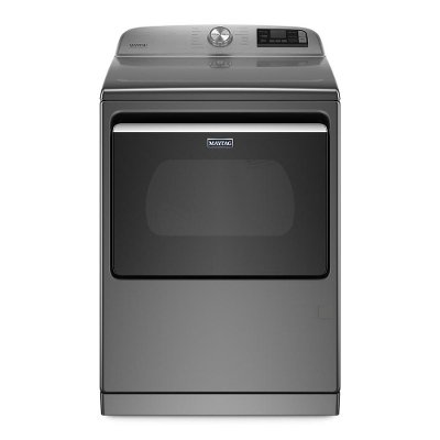 MGD7230HC Maytag Smart Capable Gas Dryer with Extra Power Button - 7.4 Cu. Ft.