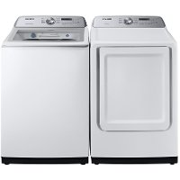 KIT Samsung Electric Laundry Pair - 5200 White
