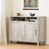 12518 Seaside Pine Buffet Cabinet - Munich