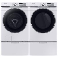 KIT Samsung Super Speed Laundry Pair - White