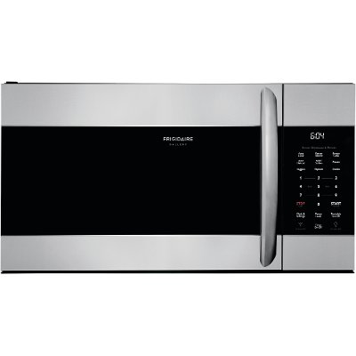 FGMV17WNVF Frigidaire Gallery Over-The-Range Microwave - 1.7 cu. ft. Fingerprint Resistant Stainless Steel