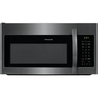 FFMV1846VD Frigidaire Over the Range Microwave - 1.8 cu. ft., Black Stainless Steel