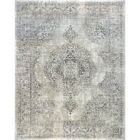 8 X 10 Large Oriental Ivory Area Rug Generation Rc Willey Furniture Store