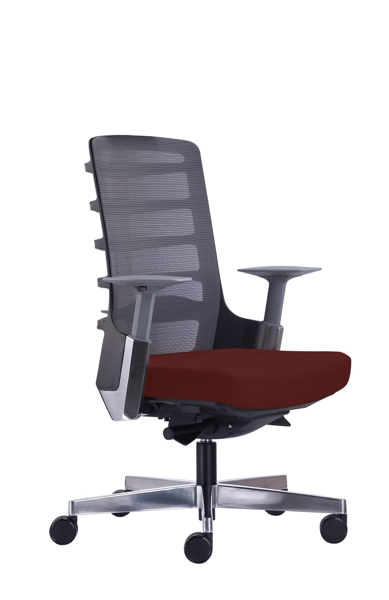 Jesper Office Gray High Back Office Chair Seattle From R C Willey Daily Mail