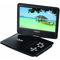 SDVD1048 Sylvania 10  Swivel Portable DVD Player