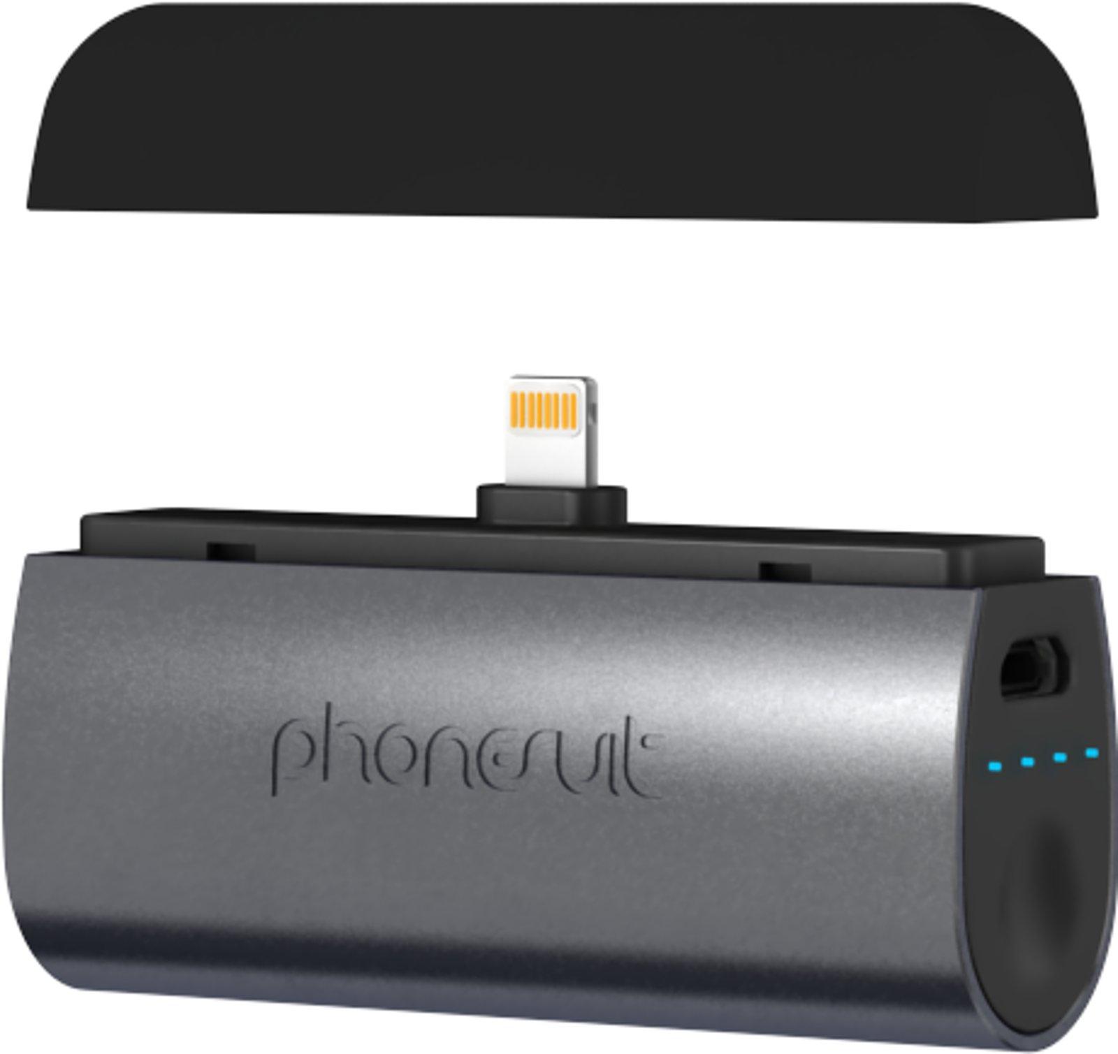 PhoneSuit Flex XT Pocket Charger for iPhone
