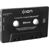 iTR20-BLUETOOTH CASSETTE ADAPTER ION Audio Cassette Adapter Bluetooth