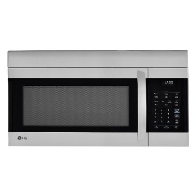 LMV1764ST LG Over the Range Microwave - 1.7 cu. ft. Stainless Steel