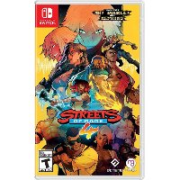 SWI CRE 02065 Streets of Rage 4 - Nintendo Switch