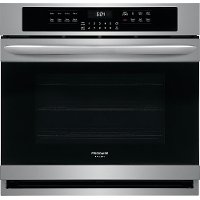 FGEW3069UF Frigidaire Gallery 30 Inch Single Wall Oven with Air Fry - 5.1 cu. ft. Stainless Steel