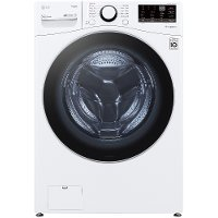 WM3600HWA LG Front Load Washer with TurboWash 360 Steam - 4.5 cu. ft. White
