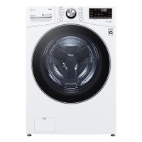 WM4200HWA LG Mega Capacity Smart Front Load Washer with TurboWash 360° - 5.0 cu. ft.