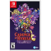 SWI HACPASWBD Cadence of Hyrule: Crypt of the NecroDancer, Featuring The Legend of Zelda - Nintendo Switch