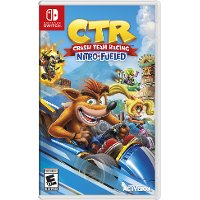SWI ACT 88398 Crash Team Racing Nitro-Fueled - Nintendo Switch