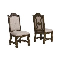 Traditional Upholstered Dining Room Chair - Renaissance
