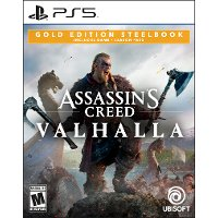 PS5 UBI 11082 Assassin's Creed Valhalla Gold Edition - PS5