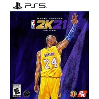 PS5 TK2 57715 NBA 2K21:Mamba Forever Edition - PS5