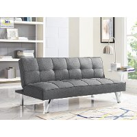 Dark Gray Serta Convertible Sofa Sleeper - Corey