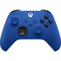 QAU-00001 Microsoft Controller for Xbox Series X, Xbox Series S and Xbox One - Shock Blue