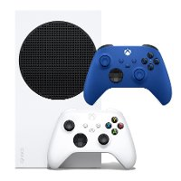 KIT Xbox Series S Bundle with Blue Wireless Xbox Controller