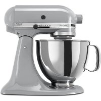 KSM150PSMC Metallic Chrome KitchenAid Artisan Mixer