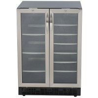 DBC2760BLS Danby Beverage Center - 24 Inch Stainless Steel