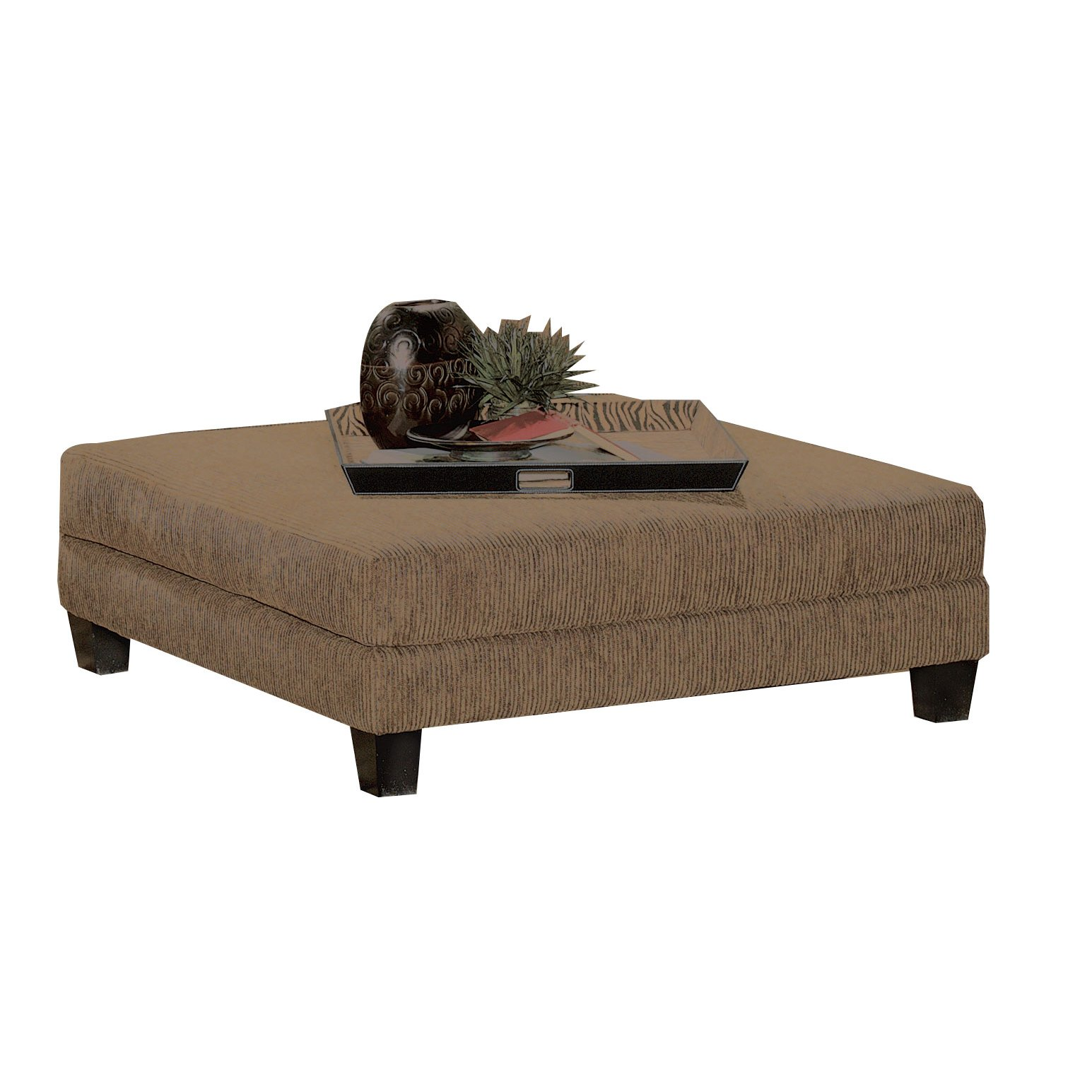 Fabric Ottomans Furniture RC Willey