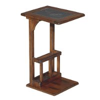Small Light Brown Side Table - Santa Fe