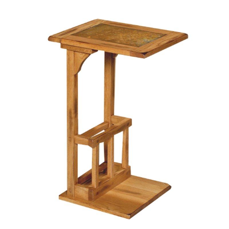 Sedona Oak Small Side Table